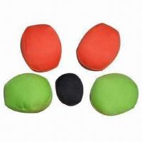 Buy cheap Hacky Sack/Foot Bag/Bean Bag/Juggling Ball, Material of PVC/PU Leather or Polyester/Cotton Available product