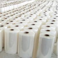 Buy cheap PE cling film in jumbo rolls and Smaller rolls for supermarket product