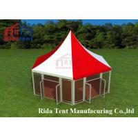 Buy cheap Exterior Canopy Party Tent / Outdoor Events All Weather Canopy Tent product