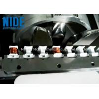 Buy cheap Straight open linear stator winding machine BLDC stator in slot winding from wholesalers