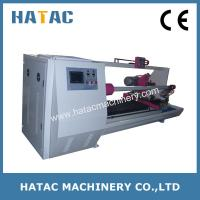China High Speed 3M Tape Cutting Machinery,Paper Roll Cutting Machine,BOPP Film Slitter Rewinder on sale