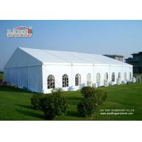 Buy cheap Backyard 20 By 20 Party Tent For Wedding Ceremony , Party Canopy Tent Event Tent from Wholesalers