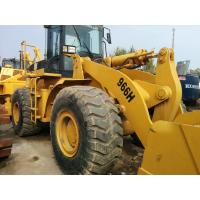 China second-hand 966H Used Caterpillar Wheel Loader china on sale