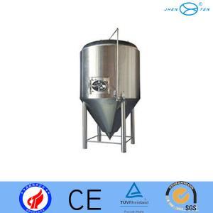 Stainless Sanitary Brewing v Vessel Fermenters Equipment No Dead Corner