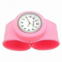 Buy cheap silicone watch bracelet, promotional  silicone wristbands  watch product