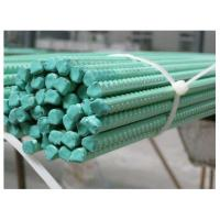 Buy cheap 32mm Film Rebar Epoxy Coating Unique Compound Design Strong Adhesion product