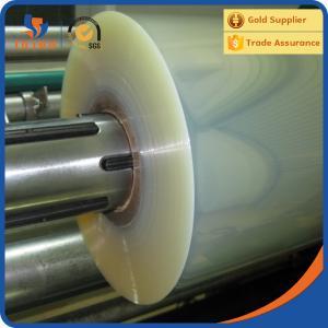 Buy cheap 12 Micron Transparent PET Cold Lamination Film product