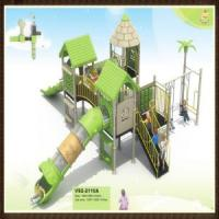 Buy cheap Enjoyable Plastic Outdoor Playgrounds (VS2-2110A) product