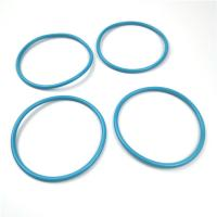 Buy cheap AS568-221 Colored Buna 90 Shore A Rubber O Rings Use for Tear Drop Rope Kits product