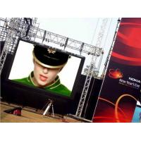 Buy cheap 1 / 8 Scan Mode P8 Commercial Rental LED Screen for Gray Level 14 - bit product
