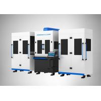 Buy cheap Leather Fabric Roll To Roll CO2 Laser Engraving Machine 800mmx800mm For Textile product