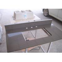 quality natural quartz stone custom bathroom vanities tops with sinks