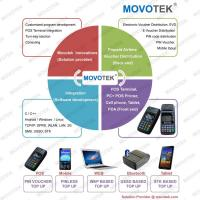 Buy cheap Movotek Electronic Voucher Distribution System integrated with Airtime Vending POS Machines product