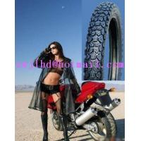 Motorcycle Tyre with 4PR 6PR and Long Durable