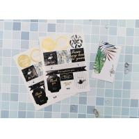 Buy cheap Heat - Resistant Custom Adhesive Labels / Personalized Gift Sticker Labels product