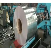 Buy cheap AA3104 Thin Aluminum Alloy Strip Thickness 0.15mm-6.0mm Width 12mm-1250mm product