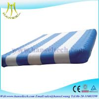 Buy cheap Hansel inflatable water mat inflatable water floats product