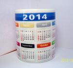Buy cheap Export 11OZ sublimation mug transfer photos ceramic mug custom pictures 7102 mark cup wholesale blank mugs product