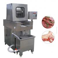 Buy cheap Stainless Steel Chicken Meat Processing Machine Brine Injection 4.1kw Power product