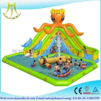 Buy cheap Hansel Giant Inflatable Water Toys , Inflatable Water Park , Inflatable Water Park Games product