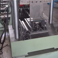 Buy cheap Sigma Post Highway Guardrail Roll Forming Machine With High Performance product