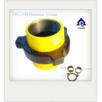 China FIG.100 hammer union on sale