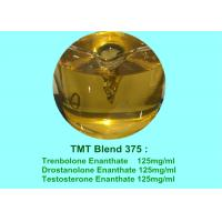 Buy cheap Muscle Gaining Injectable Legal Anabolic Steroids TMT Blend 375 Mg/Ml / 500 Mg/Ml product