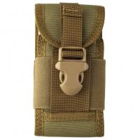 Buy cheap 500D Nylon Cell Phone Belt Holster / Vest Combat Army Waist Pack product