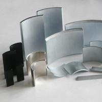 Buy cheap NdFeb Arc Segment Magnets N38 with Nickel Plating product