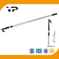 China Telescopic Aluminium Boat hook, 2 parts Aluminium Pipe, Nylon hook, Inside lock, marine ho on sale