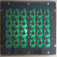 China Synthetic Stone Materials SMT Pallets Trays SMT Plate Trays Carrier on sale