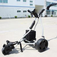 Buy cheap Hot selling 3 Wheel Electric Golf Cart Trolley product
