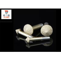 Buy cheap High Strength Marble Engraving Tools , CNC Stone Engraving Tools For Making 3D Relief product