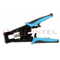 Buy cheap F / BNC / RCA Telecom Hand Tools Wire Connector Crimping Tool For Coaxial Cable Connector product