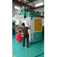 Buy cheap 3000 KN Vertical Silicone Rubber Injection Molding Machine 3000cc Volume product