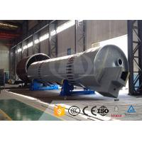 Buy cheap Yz4030 Gypsum Rotary Kiln Plant Continuous Dry Process Calcination Kiln product