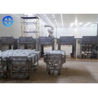 Buy cheap Automatic Bread Crumbs Production Line 200-400 kg/h Output For Topping Casseroles product