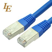 China Antifreeze Cat5e Ethernet Cord , Wear Resisiting Cat5e Utp Patch Cord on sale