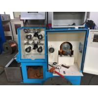 High Durability Super Fine Wire Drawing Machine Customized Power Source