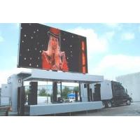 Buy cheap IP65 front side IP54 backside VGA Calibrated brightness Truck Mounted Led Video AVI Screen product