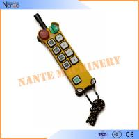 Buy cheap IP65 Industrial Remote Controls , Radio Remote Controls Switch product