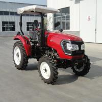 Buy cheap Patent Hoop 4WD Hydraulic Steering 40HP Farm Tractor with Canopy product
