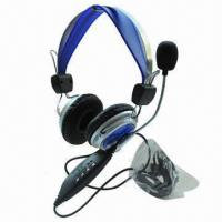 Buy cheap Headphones, Suitable for Customer Service and Internet Bar Chatting Online product