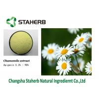 Buy cheap Apigenin Chamomile Antimicrobial Plant Extracts product