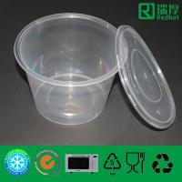 Buy cheap Biodegradable Plastic Lunch Box Can Take out 1750ml product
