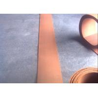 Buy cheap Asbestos Free Woven Brake Lining Roll For Sugar Mill Tractor Crane Hoist Elevator product