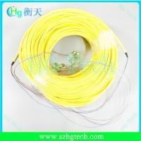 China FC/APC Optical Fiber Patch Cord,8 Core Optical Fiber Cable, Singlemode Fiber Cable on sale