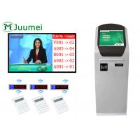 Buy cheap Bank Queue Management System Queue System Ticket Dispenser Multi Counters product
