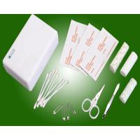 China First Aid Kit for hospital use , camp, travel, workplace, home, car, promotional gift   K004 on sale