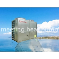 China Md150d 42kw Has 19 Years Of Professional Production Of Air Source Heat Pump Water Heater Stainless Steel Shell on sale